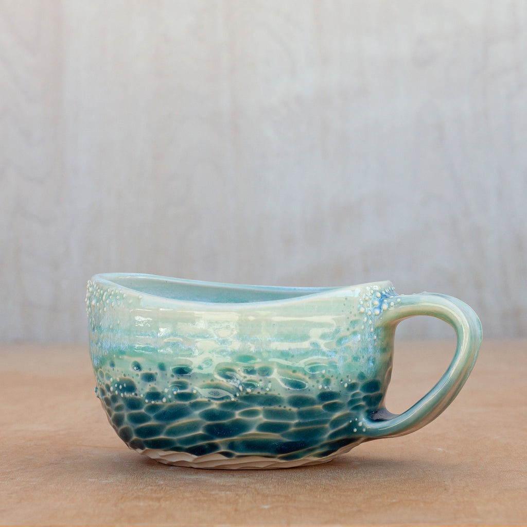 Neptune Soup Mug - Assorted Colors
