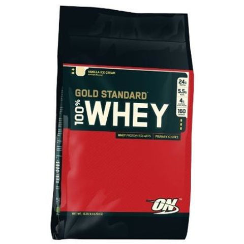Gold Standard 100% Whey ( 10lb )