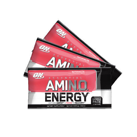 Amino Energy 2 Serving pouch - 3 Pieces