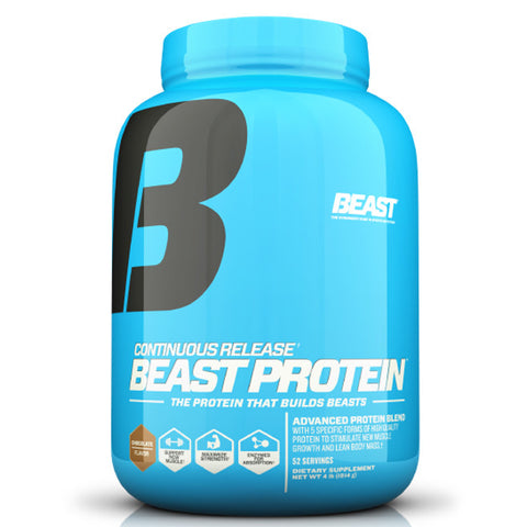Beast Protein (4lbs) Vanilla - Clearance Exp 08/19 $40!