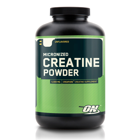 Micronized Creatine Powder (Creapure) ( 600g ) Optimum Nutrition - Clearance Exp 02/19 $21!