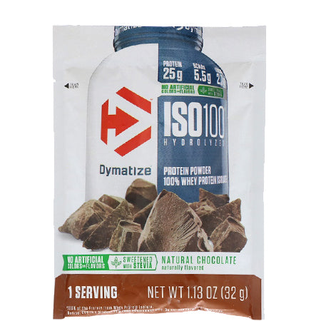 ISO 100 1 Serving Pouch (32g)