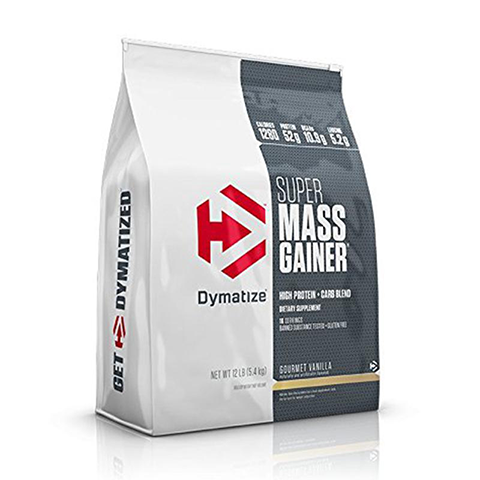 Super Mass Gainer - 12 lbs Dymatize