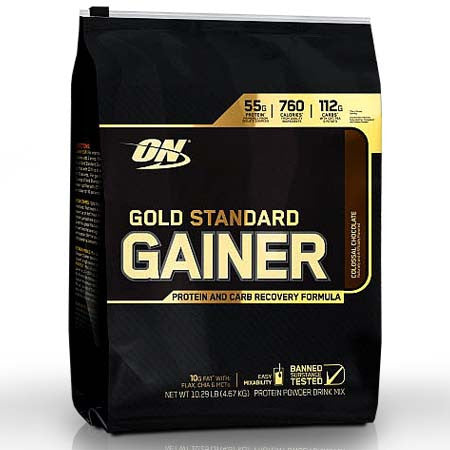 Gold Standard Gainer - 10 lbs - Optimum Nutrition