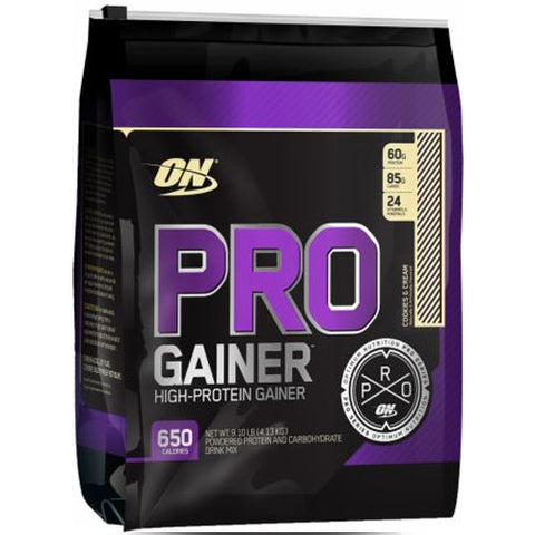 ProComplex Gainer 10.16 lbs - Optimum Nutrition (Strawberry Cream) - Clearance Exp 08/18 $112!