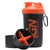 IGN - 600ml Smart Shaker Bottle - Black - $4 Top up!