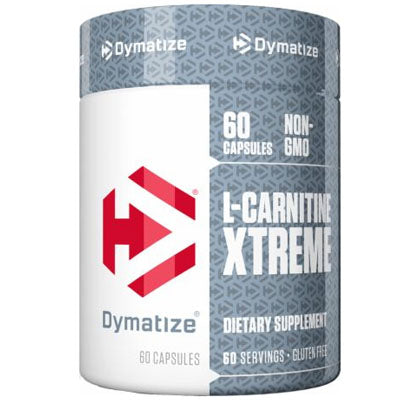 L-Carnitine Xtreme 500mg ( 60 tablets ) Dymatize