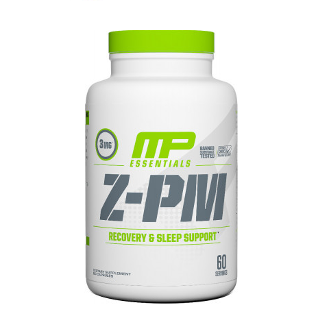 Z-PM Essentials (60 Capsules) MusclePharm
