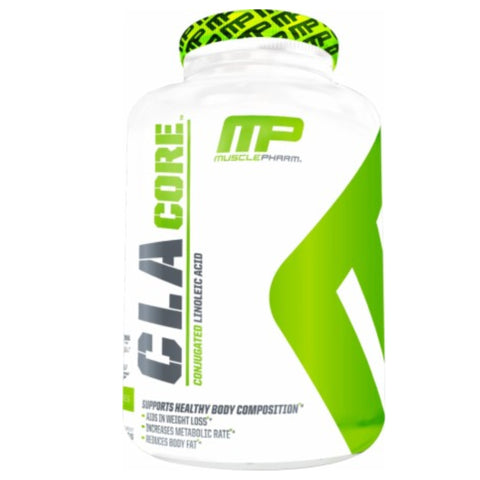 CLA Core (180 Softgels) MusclePharm - CLEARANCE Exp 06/18 $20!