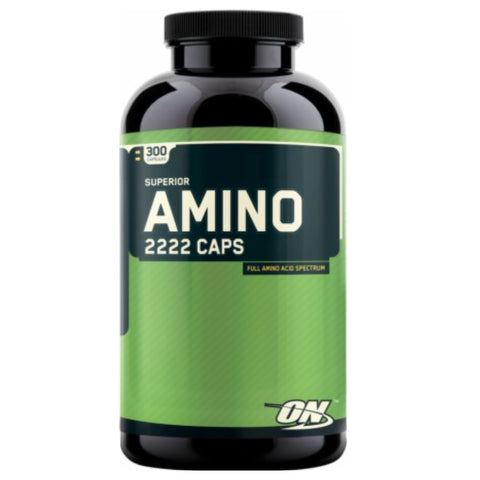 Superior Aminos 2222 (320 tabs) - Optimum Nutrition CLEARANCE EXP 12/17 $32!