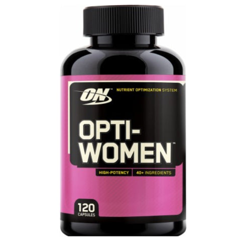 Opti-Women Daily Vitamins (120 Caps) Optimum Nutrition