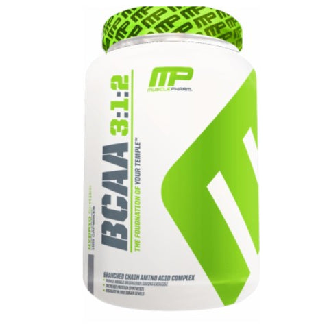 BCAA 3:1:2 (240 Count) MusclePharm