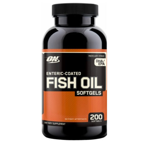 Fish Oil (200 sgs) Optimum Nutrition