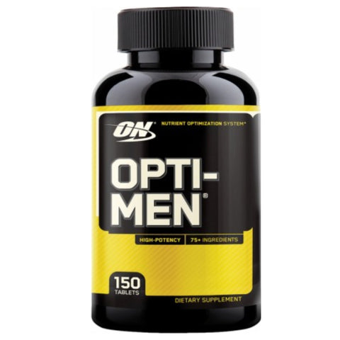 Opti-Men Daily Vitamins (150 Caps) Optimum Nutrition