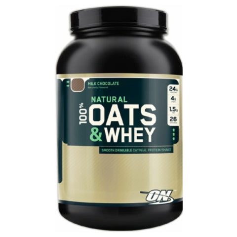 Oats and Whey 3lbs Optimum Nutrition