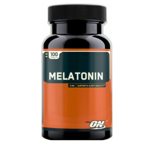 Melatonin ( 100 tablets ) Optimum Nutrition
