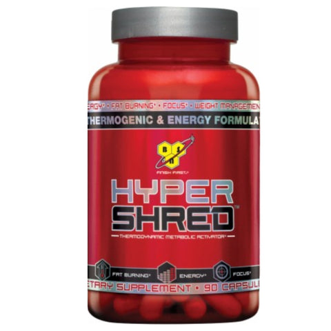 Hyper Shred (90 Caps) BSN - Clearance Exp 02/19 $45!