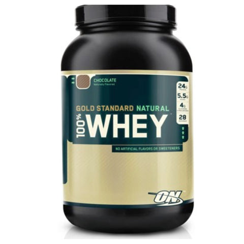 100% Natural Whey 5lb Optimum Nutrition