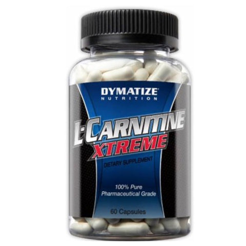 L-Carnitine Xtreme 500mg ( 60 tablets ) Dymatize - CLEARANCE - Exp 8/17 $15!