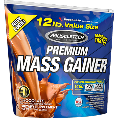 Premium Mass Gainer - 12 lbs MuscleTech