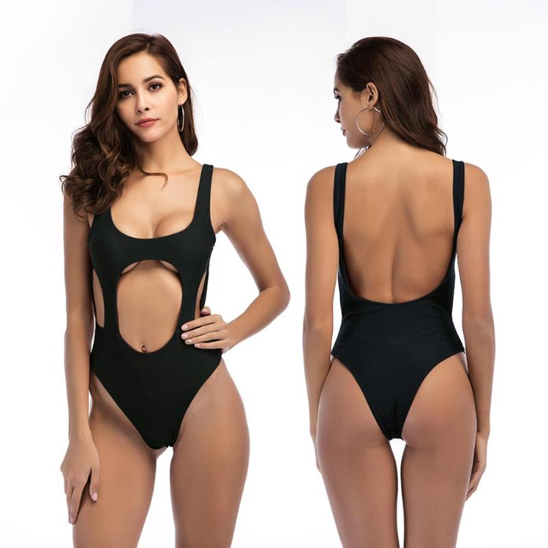 """Flexing"" Bathing Suit"