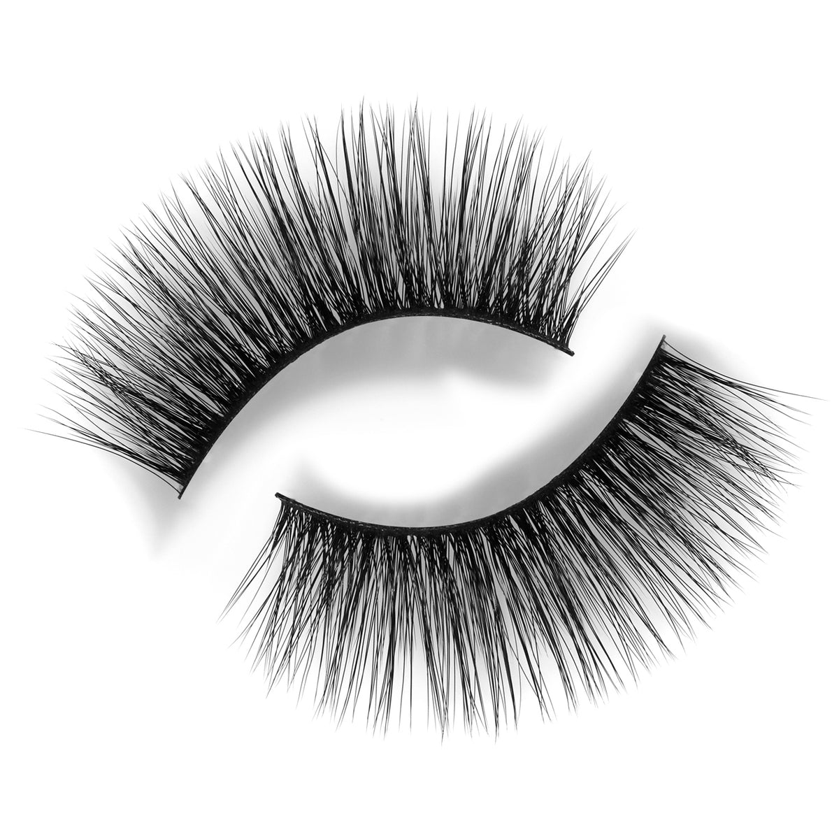 #fluffyme - Falsche Wimpern - 3D Faux Mink Lashes