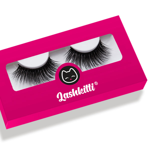 #gorgeous - Falsche Wimpern - 3D Faux Mink Lashes