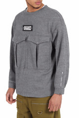 Utilitarian Sweat / Grey
