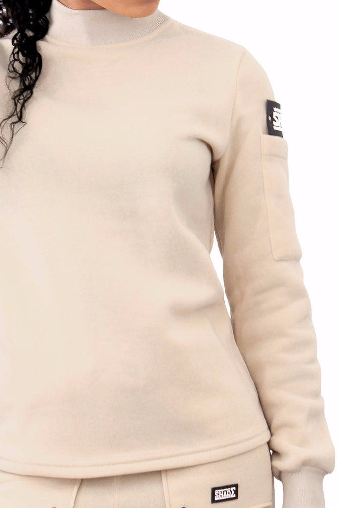 Combat Polo Sweat / Sand