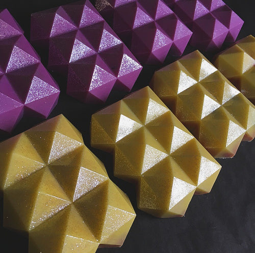 Geometric Wax Melt Bar
