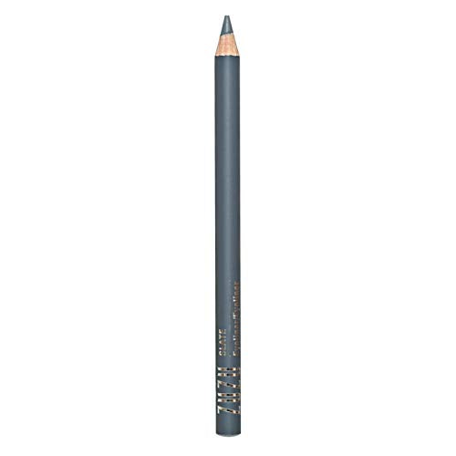 Zuzu Luxe Eyeliner (Slate),0.04 oz,Eye Defining Pencil, Infused with Jojoba Seed Oil, Super Smooth formula glides on to define eyes. Natural, Paraben Free, Vegan, Gluten-free, Cruelty- free, Non GMO.