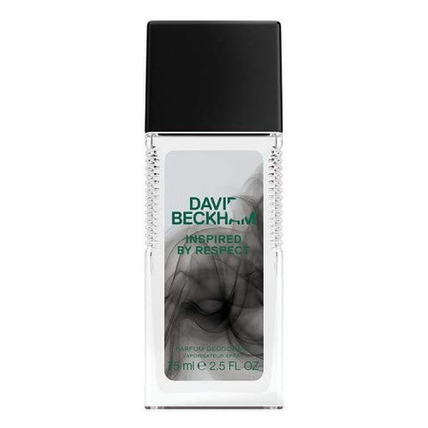 #MG DAVID BECKHAM Deodorant Natural Spray Inspired 75Ml -Inspired By Respect Opens With An Invigorating Citrus Blend Of Zesty Bergamot Notes And Grapefruit, Enhanced With An Aromatic Scent Of Lavender