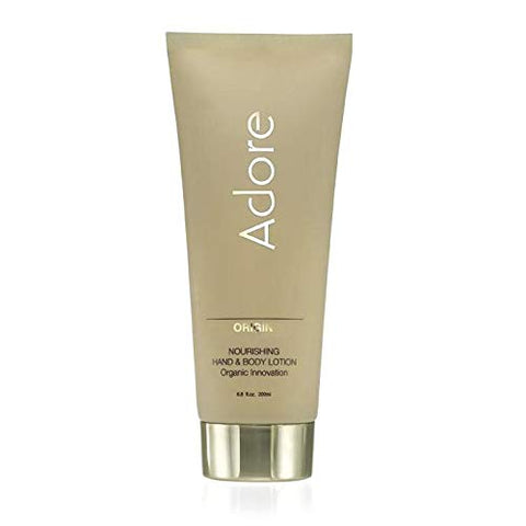 Adore Cosmetics | Nourishing Hand & Body Lotion   Origin   6.8 Fl Oz | Anti Aging Luxury Lotion For