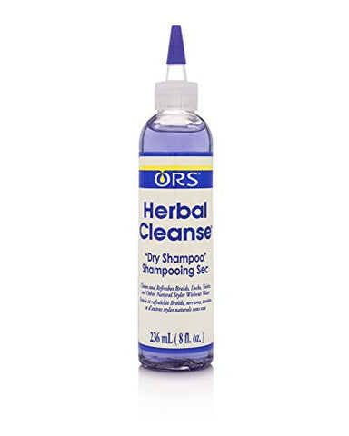 ORS Herbal Cleanse Hair and Scalp Dry Shampoo 8 oz (Pack of 3)