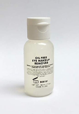 Jolie Oil Free Eye Makeup Remover 6.5 oz (1 oz. Travel Size)