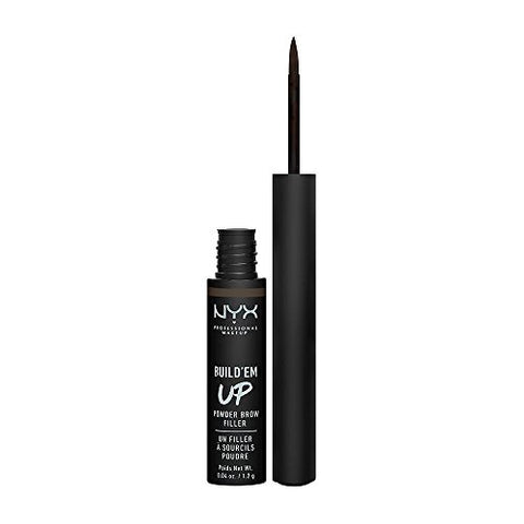 NYX Cosmetics Build'Em Up Powder Brow Filler Ash Brown