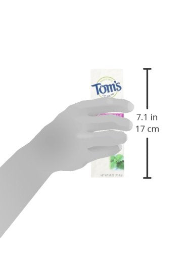 Tom's Of Maine Fluoride Free Antiplaque & Whitening Toothpaste, Whitening Toothpaste, Natural Toothp