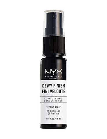 Makeup Setting Spray Mini - Dewy Finish