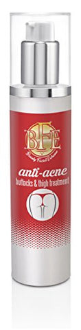 Anti-Acne Buttocks & Thigh Treatment- Clears Away Acne, Pimples, and Ingrown Hairs for the Buttocks and Thigh Area. Prevents Future Breakouts.