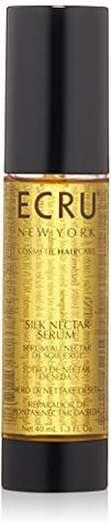 Ecru New York Silk Nectar Serum. Anti Frizz Light Weight Serum To Smooth Hair And Add Shine. Paraben