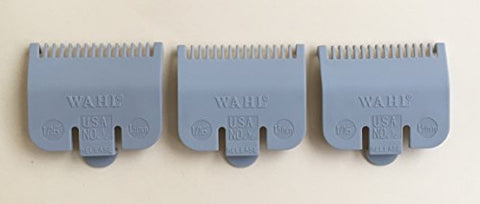 Wahl Three Pack 1/2 Attachment Cutting Guide