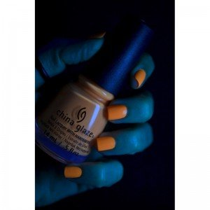 China Glaze Electric Nights Lacquer, Home Sweet House Music, 0.5 Fluid Ounce
