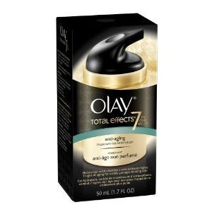 Olay Total Effects Anti-Aging Moisturizer Fragrance-Free 1.7 fl Oz