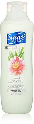 Suave Aloe Vera Natural Conditioner, 22.5 Ounce