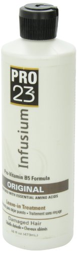 Infusium 23 Pro Leave in Treatment Conditioner, Original, 16 Ounce