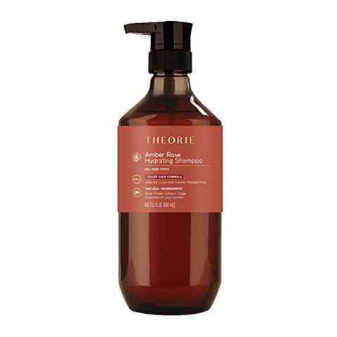 Theorie: Sage   Amber Rose   Hydrating Shampoo   Refresh & Recharge â?? For Dry To Normal Hair   Pro