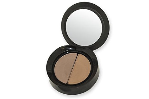 Damone Roberts Latte Eyebrow Powder Duo By Hollywoodâ??S Eyebrow King  Long Lasting, Highly Pigmente