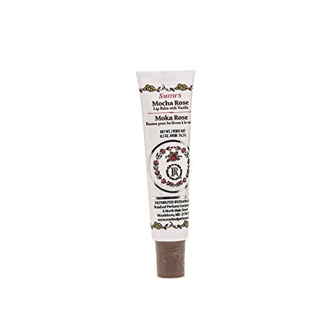 Rosebud Mocha Rose Lip Balm Tube 0.5oz (14.2g)