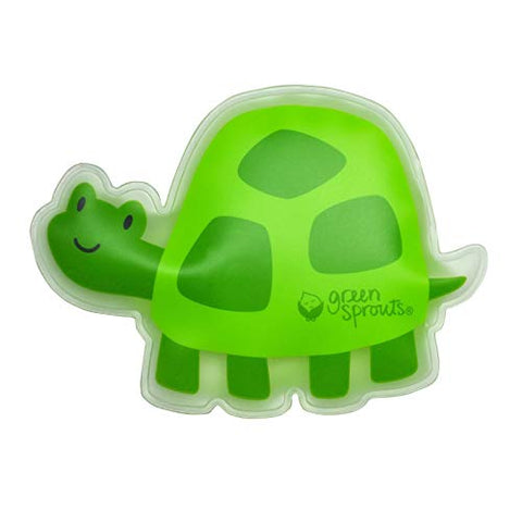 Green Sprouts Cool Calm-Press Green Turtle