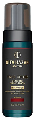 Rita Hazan Ultimate Shine Gloss, Red, 5 Oz.